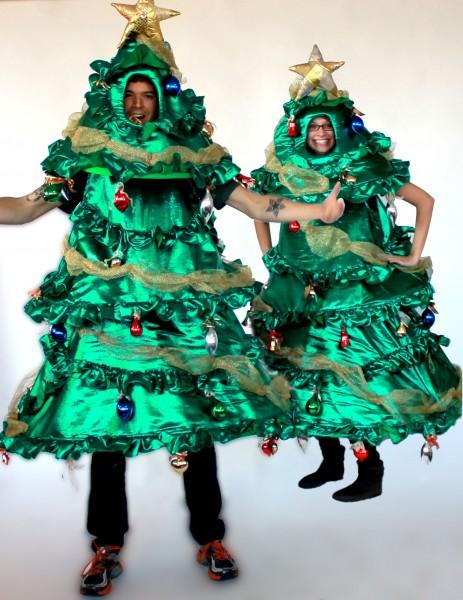 sidebar fb - Christmas Tree Costume
